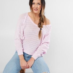 NWT Free People 🌟 Thiens Hacci Top in Pink